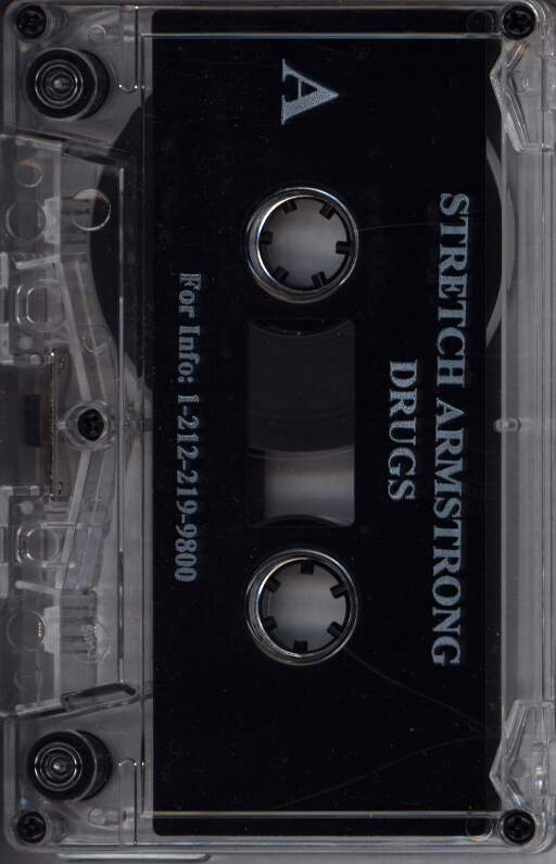 Stretch Armstrong: Drugs, Compact Cassette