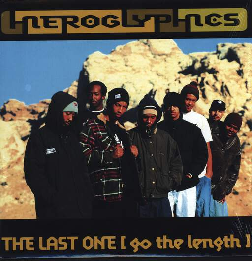 "Hieroglyphics: The Last One [Go The Length], 12"" Maxi Single (Vinyl)"
