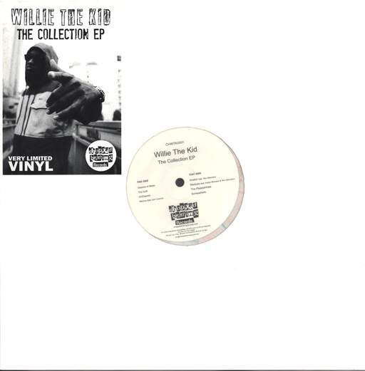 "Willie The Kid: The Collection EP, 12"" Maxi Single (Vinyl)"