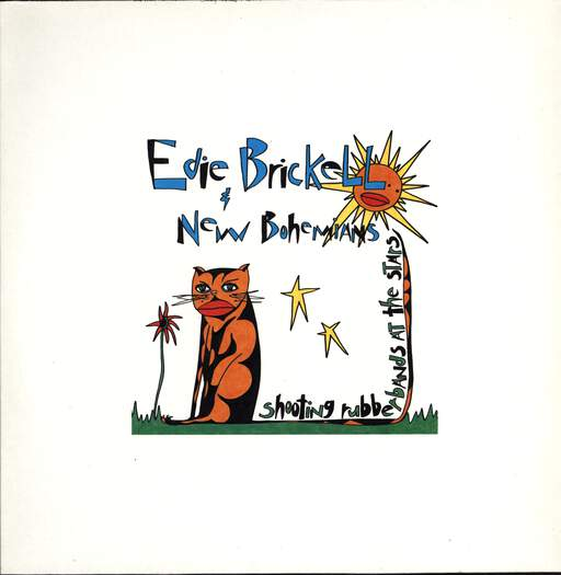 Edie Brickell & New Bohemians: Shooting Rubberbands At The Stars, LP (Vinyl)