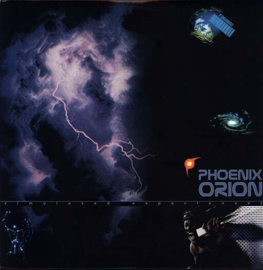 Phoenix Orion: Zimulated Experiencez, LP (Vinyl)