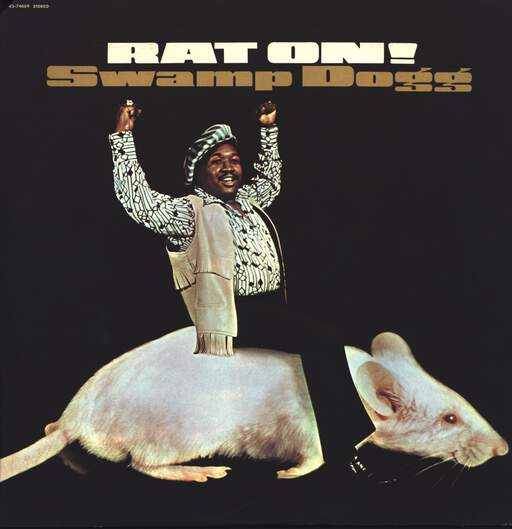 Swamp Dogg: Rat On!, LP (Vinyl)
