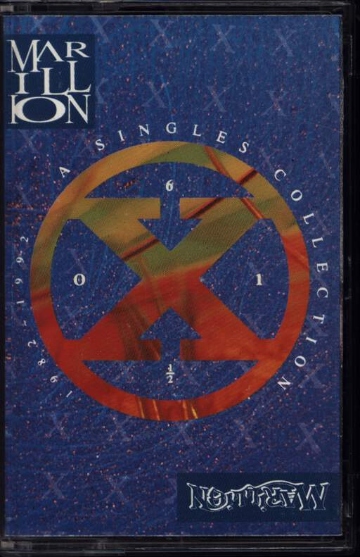 Marillion: 1982-1992 - A Singles Collection, Compact Cassette