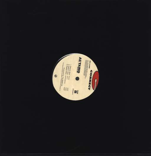 "Al'tariq: Think Not / Peace Akki, 12"" Maxi Single (Vinyl)"