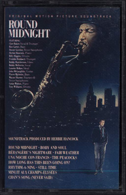 Herbie Hancock: Round Midnight - Original Motion Picture Soundtrack, Compact Cassette