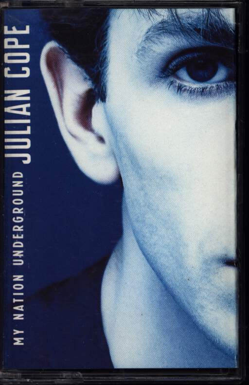 Julian Cope: My Nation Underground, Compact Cassette