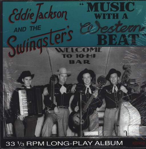 Eddie Jackson's Swingsters: Music With A Western Beat, LP (Vinyl)