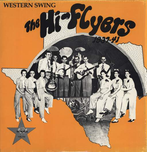The Hi-Flyers: 1937-41, LP (Vinyl)