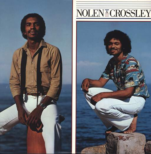 Nolen And Crossley: Nolen & Crossley, LP (Vinyl)