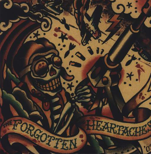 The Forgotten: The Forgotten / The Heartaches, LP (Vinyl)