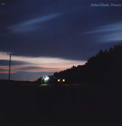 John Clark: Faces, LP (Vinyl)