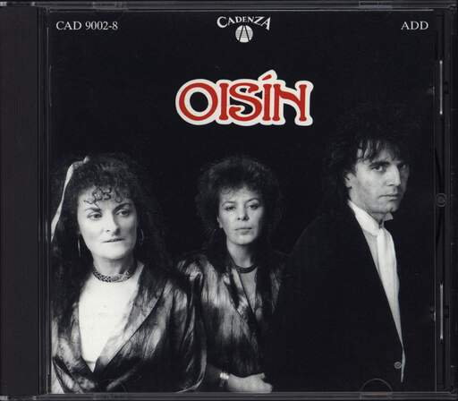 Oisin: Winds Of Change, CD