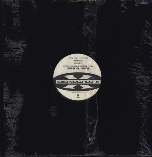 "The X-Ecutioners: Live From The PJ's / Back To Back, 12"" Maxi Single (Vinyl)"