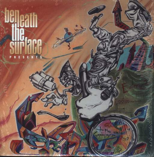 "OD: Beneath The Surface Presents OD, 12"" Maxi Single (Vinyl)"