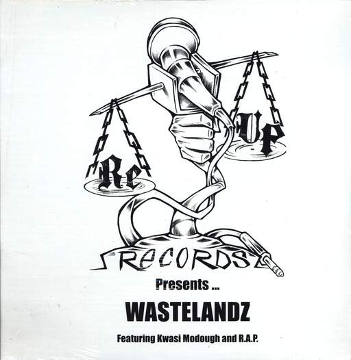 "Wastlanz: King Of Luck, 12"" Maxi Single (Vinyl)"