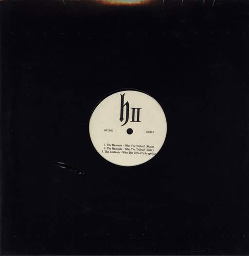 "DJ Honda: Who The Trifest? / For Every Day That Goes By, 12"" Maxi Single (Vinyl)"