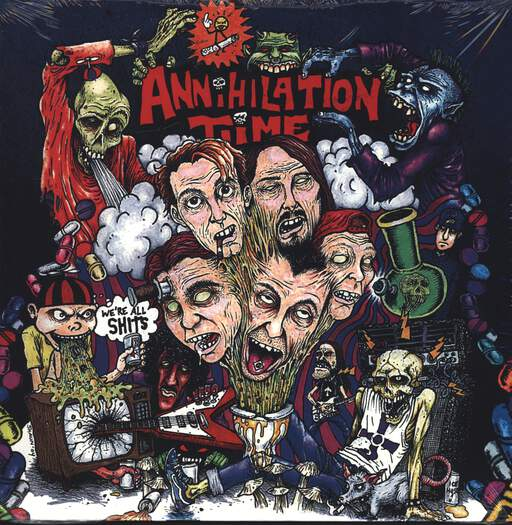 Annihilation Time: II, LP (Vinyl)