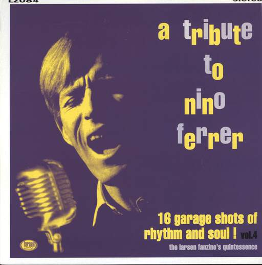 Various: A Tribute To Nino Ferrer, LP (Vinyl)
