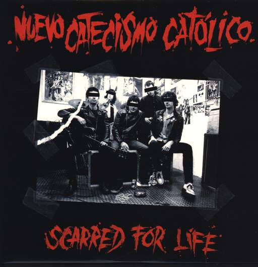 Nuevo Catecismo Catolico: Scarred For Life, LP (Vinyl)