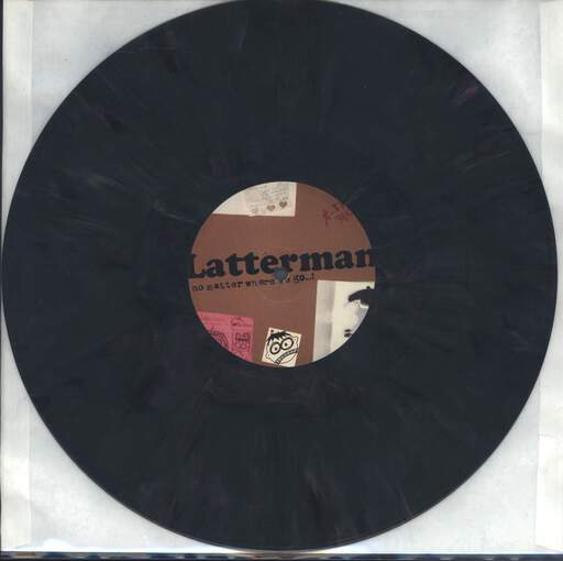 Latterman: No Matter Where We Go..!, LP (Vinyl)