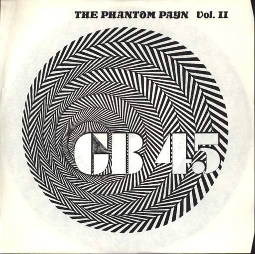 "The Phantom Payn: Vol. II, 7"" Single (Vinyl)"