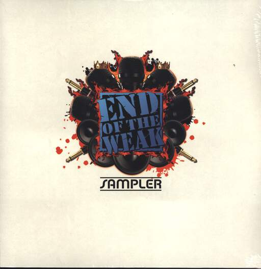 Various: End Of The Weak Sampler, LP (Vinyl)