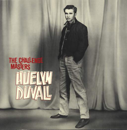 Huelyn Duvall: The Challenge Masters, LP (Vinyl)