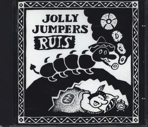 Jolly Jumpers: Ruis, CD