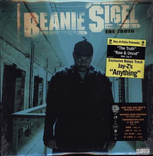 Beanie Sigel: The Truth, LP (Vinyl)