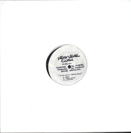 "Smoothe Da Hustler: Hustler's Theme (Hill Playaz Remix) / My Brother, My Ace, 12"" Maxi Single (Vinyl)"