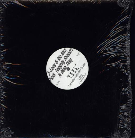 "J-Love: Finish You Cats, 12"" Maxi Single (Vinyl)"