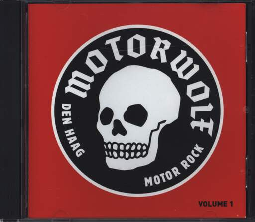 Various: Den Haag Motor Rock Volume 1, CD