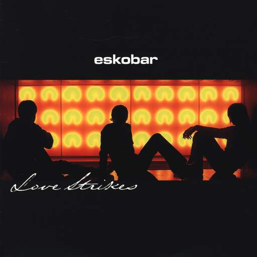 "Eskobar: Love Strikes, 7"" Single (Vinyl)"