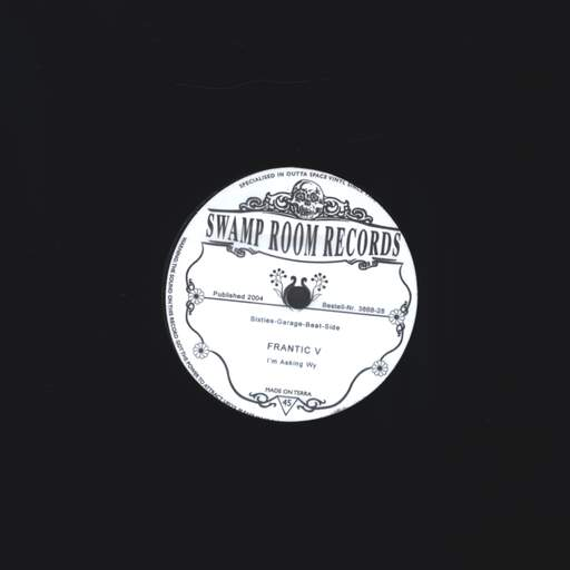 "The Frantic V: Swamp Room Single Club, 7"" Single (Vinyl)"