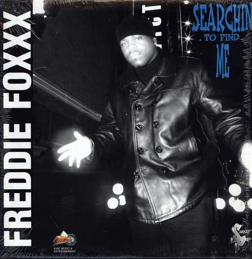 "Freddie Foxxx: Searchin To Find Me, 12"" Maxi Single (Vinyl)"