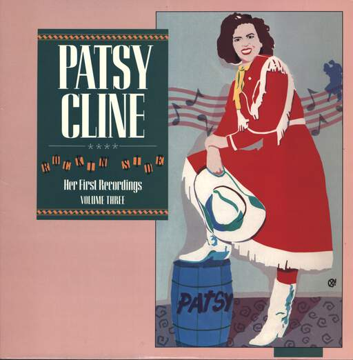 Patsy Cline: The Rockin' Side - Her First Recordings, Vol. 3, LP (Vinyl)