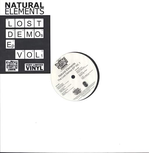 "Natural Elements: The Lost Demos EP Vol. 1, 12"" Maxi Single (Vinyl)"