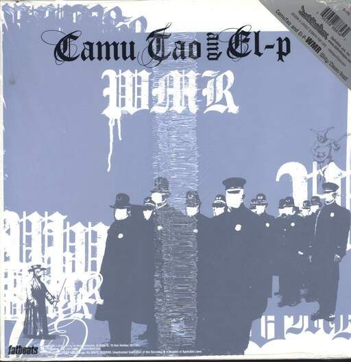 "Camu Tao: WMR (Weathermen Radio) / Homesickness / Life With Snarky Parker, 12"" Maxi Single (Vinyl)"