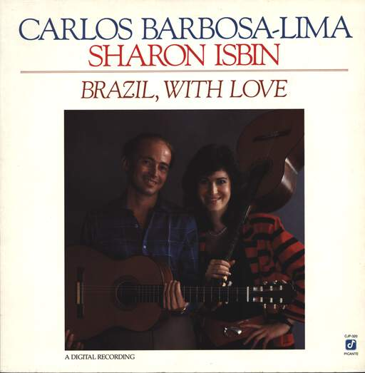 Carlos Barbosa-Lima: Brazil, With Love, LP (Vinyl)