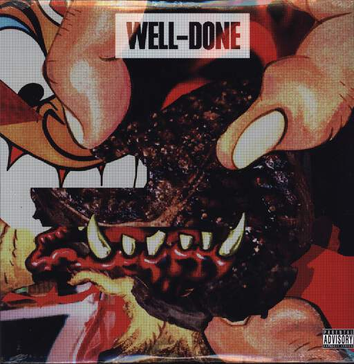 Action Bronson: Well-Done, LP (Vinyl)