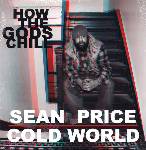 "Sean Price: How The Gods Chill, 12"" Maxi Single (Vinyl)"