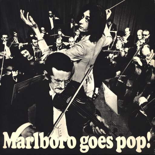 "Lorna & The Smokers: Marlboro Goes Pop!, 7"" Single (Vinyl)"