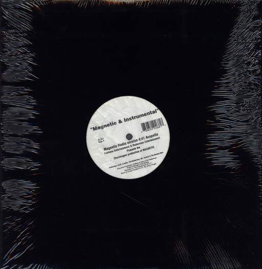 "Raidermen: Magnetic, 12"" Maxi Single (Vinyl)"
