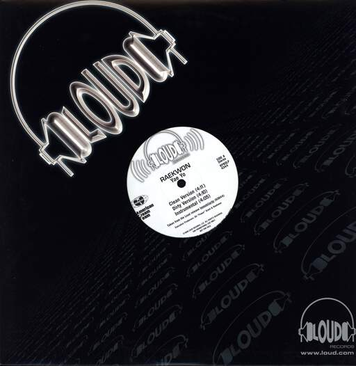 "Raekwon: Yae Yo / 100 Rounds, 12"" Maxi Single (Vinyl)"