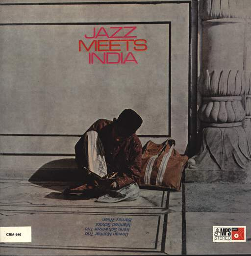 Dewan Motihar Trio: Jazz Meets India, LP (Vinyl)
