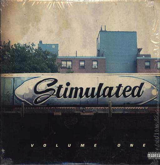 Various: Stimulated Vol. 1, LP (Vinyl)