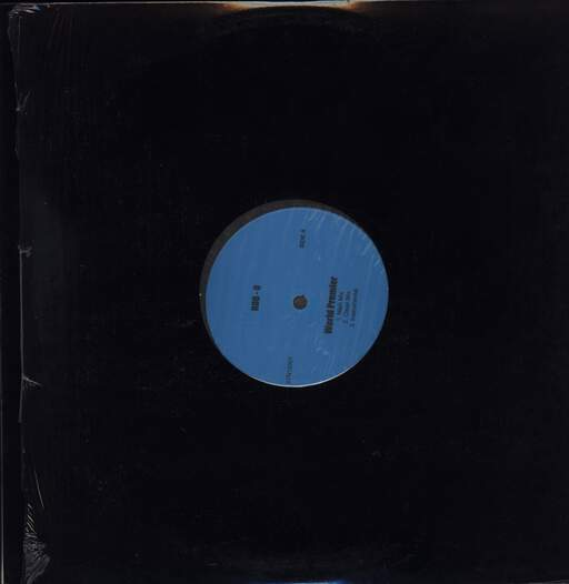 "Rob-O: World Premier, 12"" Maxi Single (Vinyl)"