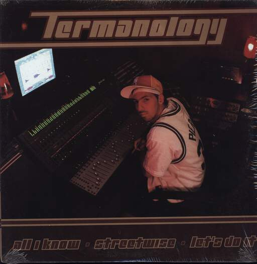 "Termanology: All I Know / Streetwise / Let's Do It, 12"" Maxi Single (Vinyl)"