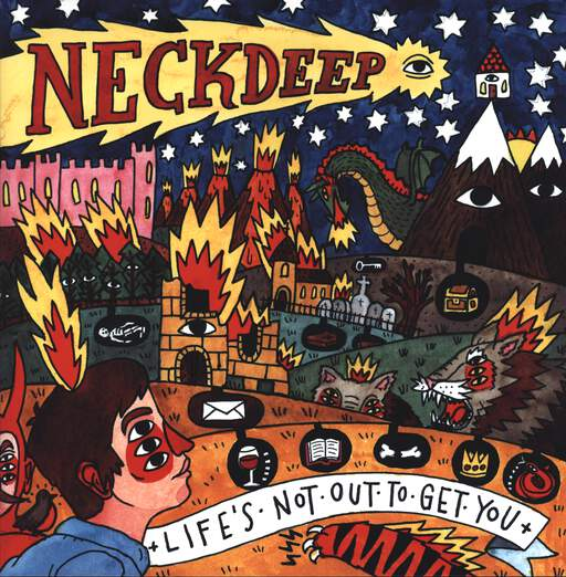 Neck Deep: Life's Not Out To Get You, LP (Vinyl)