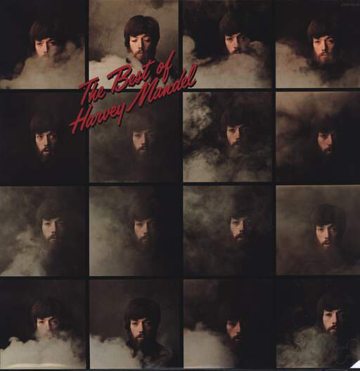 Harvey Mandel: The Best Of Harvey Mandel, LP (Vinyl)
